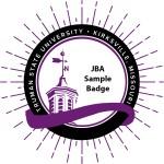 JBA Sample Badge Small